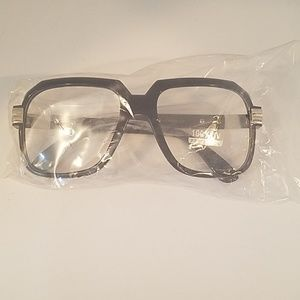 Other - Navy frame clear lens glasses new
